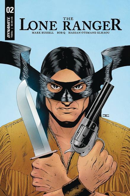 Dynamite Entertainment Lone Ranger Vol 3 #2 Comic Book [Cover A]