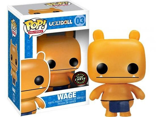Funko POP! Uglydoll Wage Vinyl Figure #3 [Glow-in-the-Dark]
