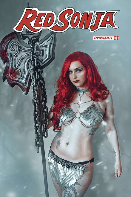 Dynamite Entertainment Red Sonja #1 Comic Book [Cosplay Cover E]