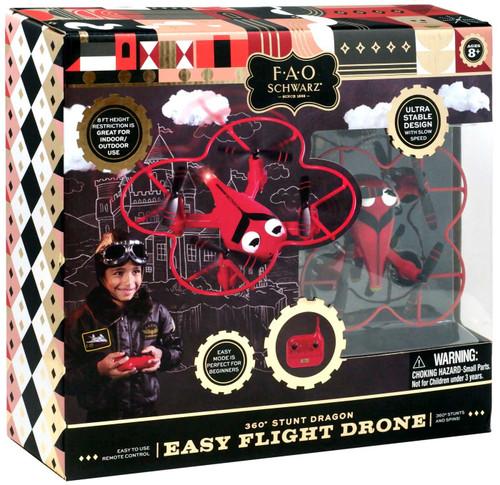 F.A.O. Schwarz 360 Stunt Dragon Easy Flight Drone