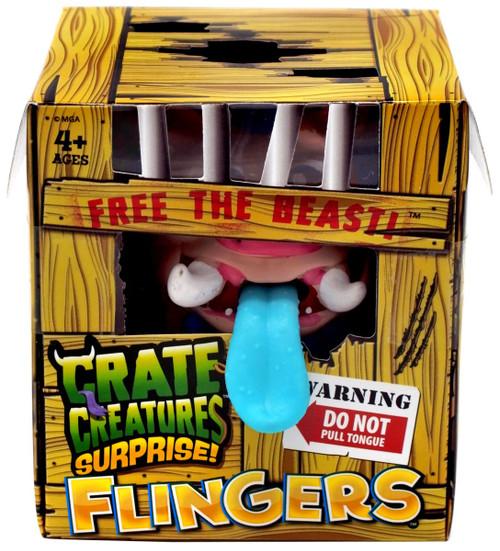 Crate Creatures Surprise! Flingers Snoink Figure