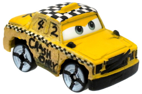 Disney Cars Die Cast Mini Racers Faregame 1.5-Inch Car [Loose]