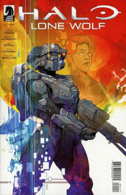 Dark Horse Halo: Lone Wolf #1 of 4 Comic Book
