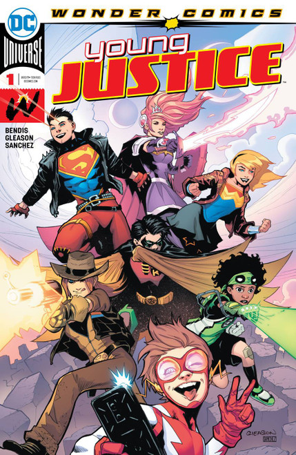 DC Young Justice #1 Comic Book