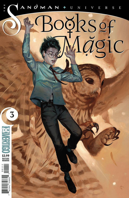 DC Books of Magic #3 The Sandman Universe Comic Book