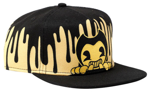 Bendy and the Ink Machine Who's Laughing Now? Snapback Hat