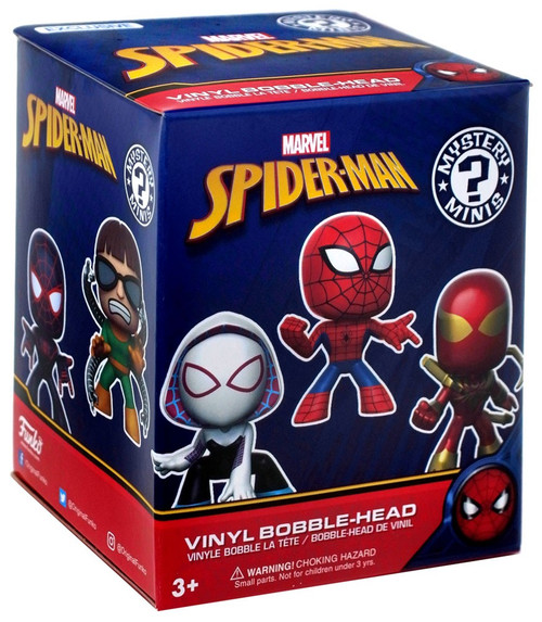 Funko Marvel Mystery Minis Spider-Man Exclusive Mystery Pack
