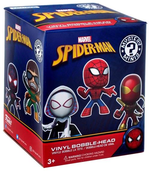 Funko Marvel Mystery Minis Spider-Man Exclusive Mystery Pack [1 RANDOM Figure]