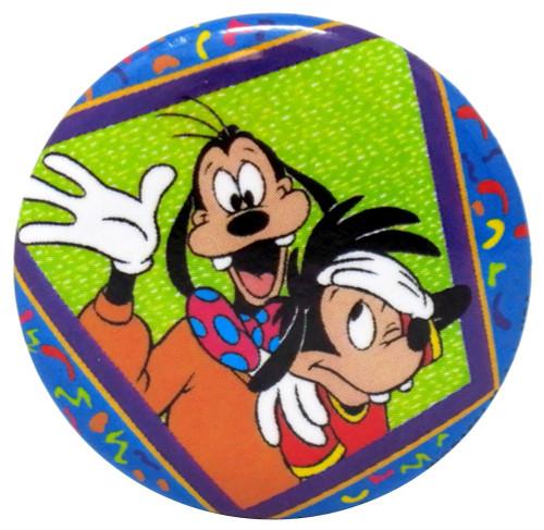 Funko Disney Goof Troop Button