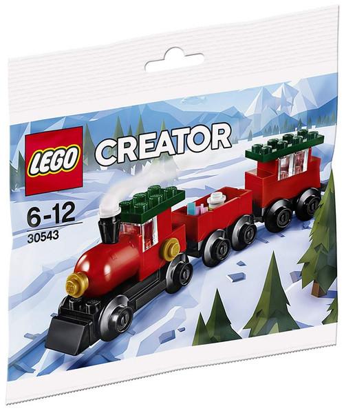 LEGO Creator Holiday Train Set #30543