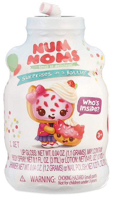 Num Noms Surprise in a Bottle Makeup Series 1 Mystery Pack [Wave 1]