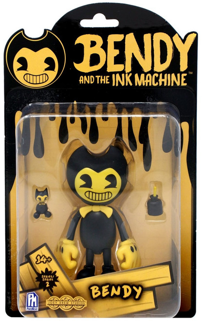 Bendy and the Ink Machine Series 2 Bendy Action Figure [Yellow]