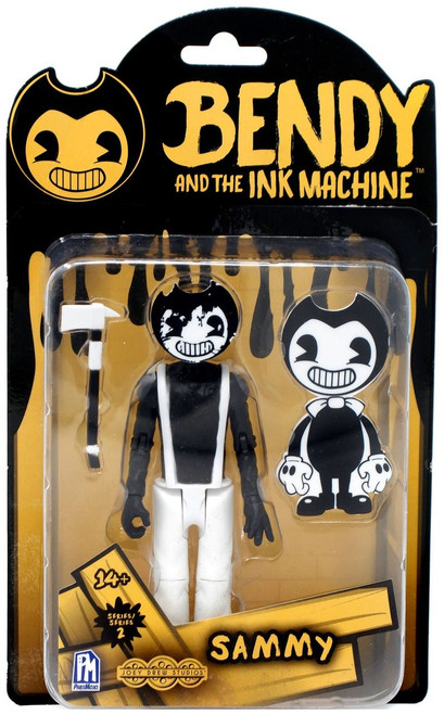 Bendy and the Ink Machine Series 2 Sammy Action Figure