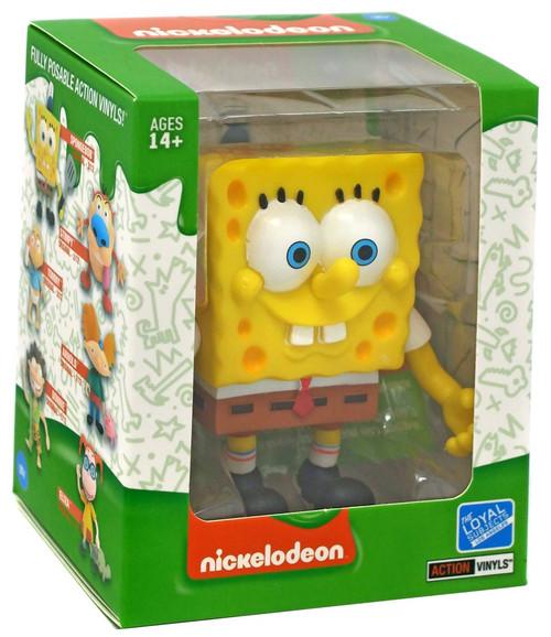 Nickelodeon Action Vinyls Spongebob 2/12 Vinyl Figure