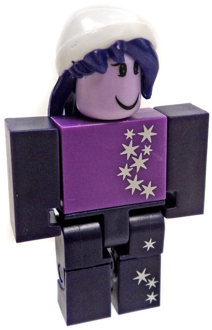 By Zoey The Fashionista Roblox Celebrity Series 2 Mini Figure Box Roblox Celebrity Collection Series 2 Zoey The Fashionista 3 Mini Figure Without Code Loose Jazwares Toywiz