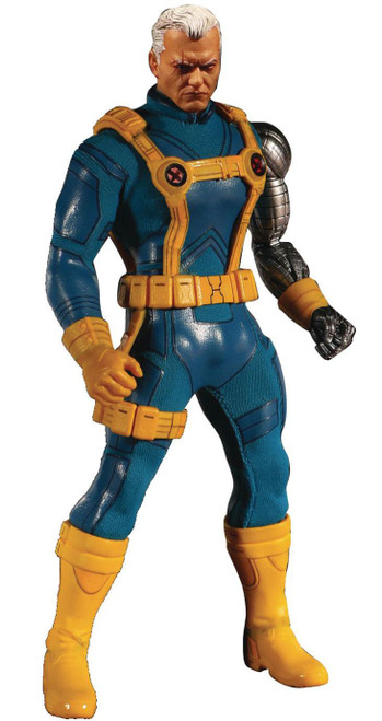 Marvel One:12 Collective Cable Exclusive Action Figure [PX Exclusive]