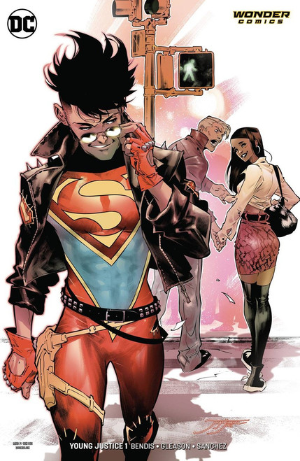 DC Young Justice #1 Comic Book [Jimenez Superboy Variant Cover]