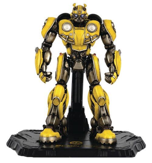 "Transformers Bumblebee Movie Bumblebee 8-Inch 8"" Deluxe Scale Figure [2018 Movie Version]"