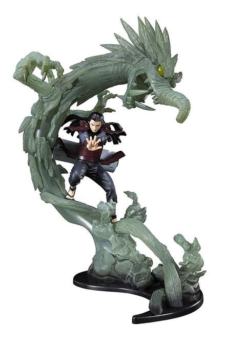 Naruto Shippuden Figuarts ZERO Senju Hashirama 12.2-Inch Statue [Mokuryu]
