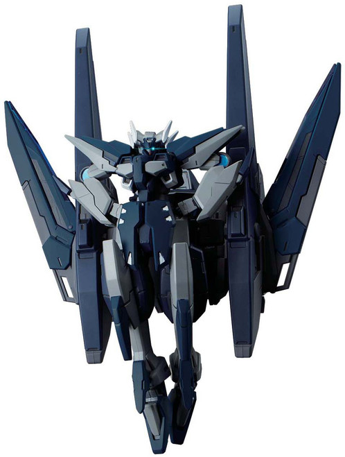 Gundam Build Drivers High Grade Build Divers Gundam Zerachiel 6-Inch Model Kit