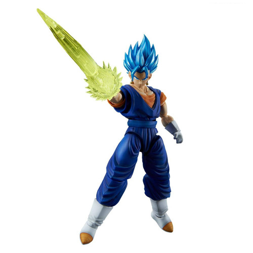 Dragon Ball Z Figure-Rise Standard Super Saiyan Blue Vegetto 7-Inch Model Kit Figure