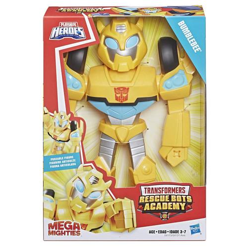 Transformers Mega Mighties Bumblebee Action Figure
