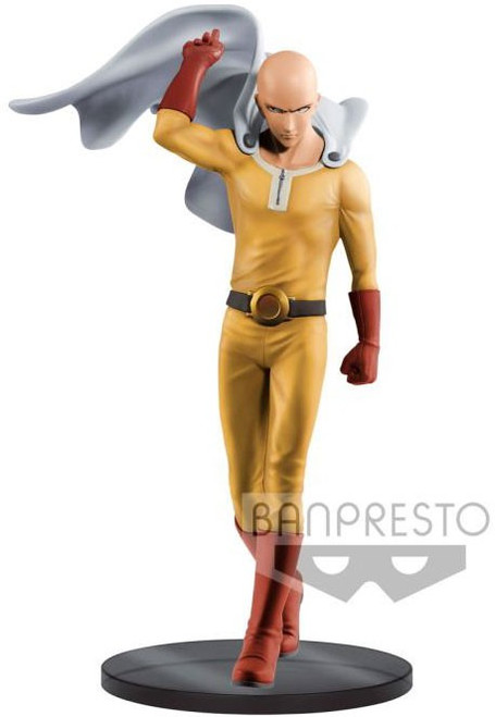One Punch Man One-Punch Man DXF Saitama 7.9-Inch Premium PVC Figure Vol.1