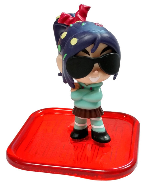Disney Wreck-It Ralph 2: Ralph Breaks the Internet Power Pac Series 2 Vanellope Figure [With Code Loose]