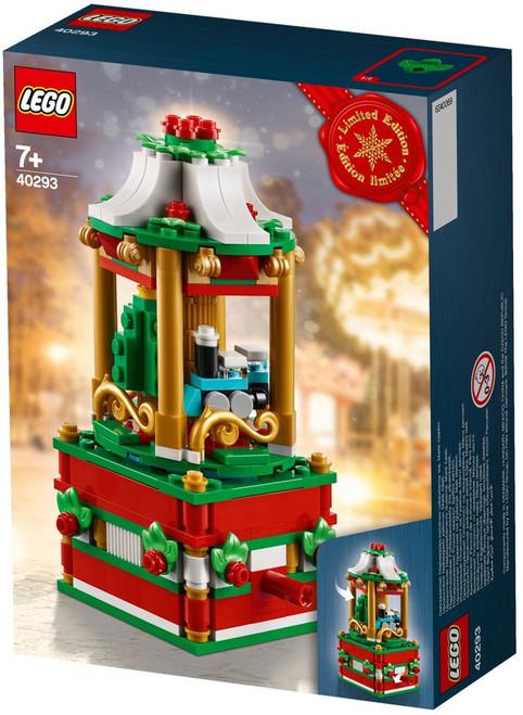 LEGO Holiday Christmas Carousel Set #40293