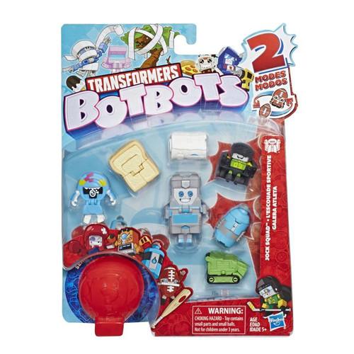 Transformers BotBots Series 1 Jock Squad Mini Figure 8-Pack [RANDOM Figures!]