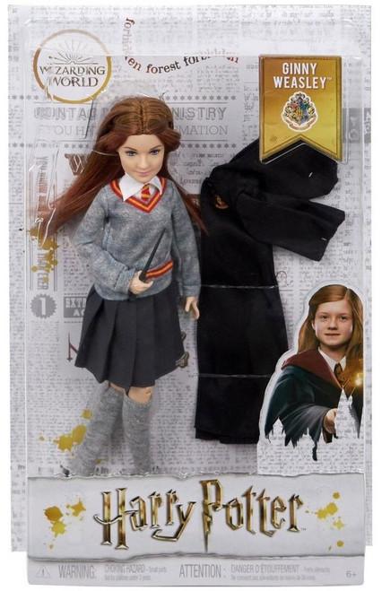 Harry Potter Wizarding World Ginny Weasley 11-Inch Doll
