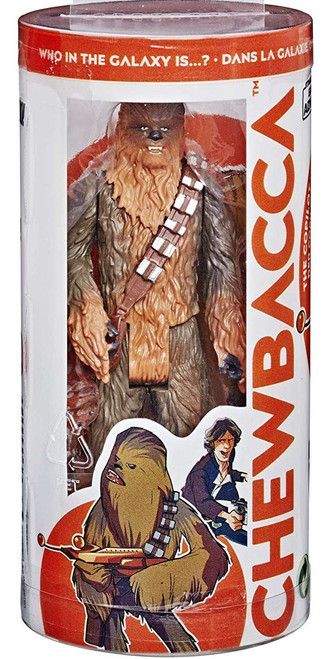 Star Wars Story in a Box Chewbacca Action Figure & Comic