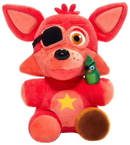 Funko Five Nights at Freddy's Pizza Simulator Rockstar Foxy Plush