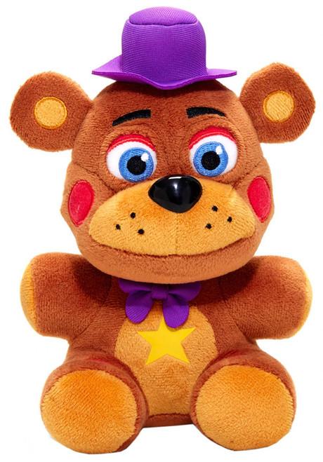 Funko Five Nights at Freddy's Pizza Simulator Rockstar Freddy Plush