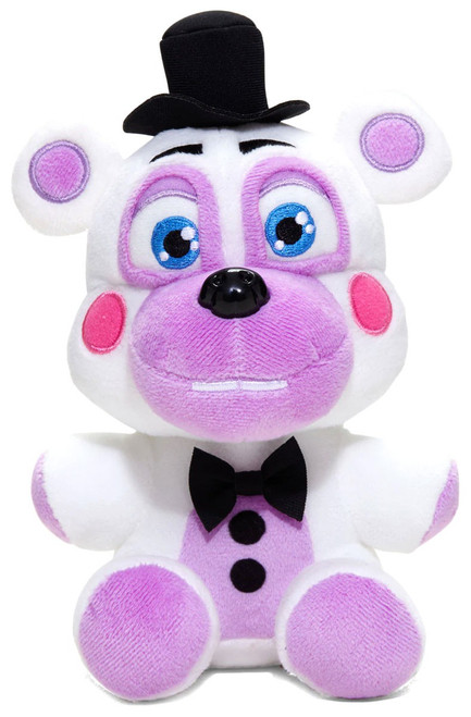 "Funko Five Nights at Freddy's Pizza Simulator Helpy 8-Inch Plush [8""]"