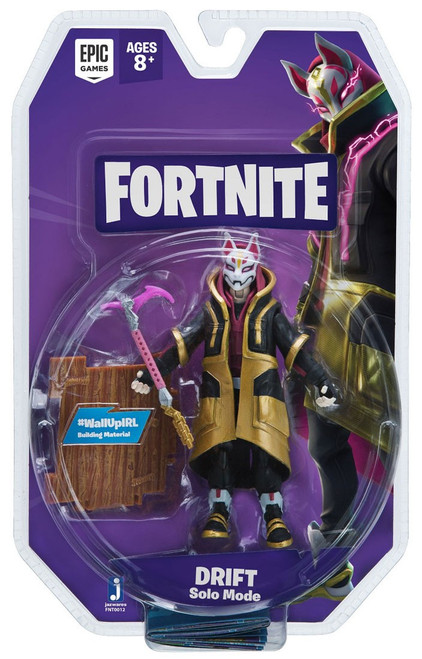 Fortnite Solo Mode Drift Action Figure