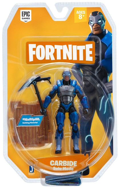 Fortnite Solo Mode Carbide Action Figure