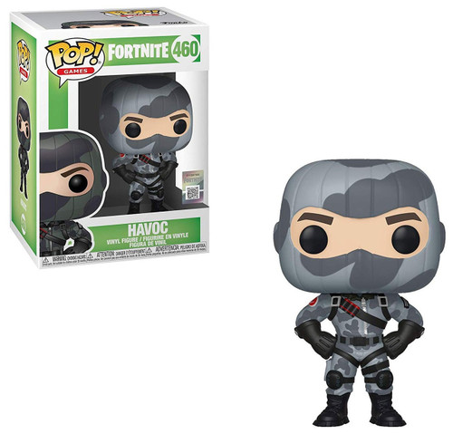 Funko Fortnite POP! Games Havoc Vinyl Figure #460
