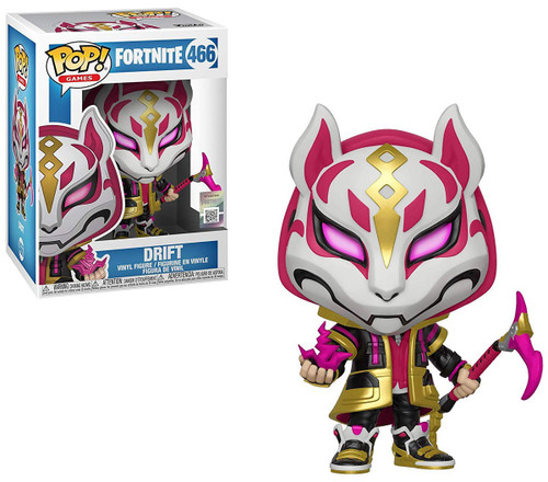 Funko Fortnite POP! Games Drift Vinyl Figure #466
