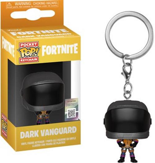 Funko Fortnite Series 2 Pocket POP! Games Dark Vanguard Keychain