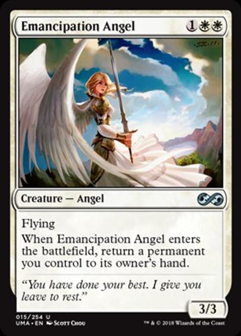 MtG Ultimate Masters Uncommon Emancipation Angel #15