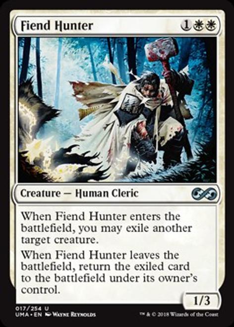 MtG Ultimate Masters Uncommon Foil Fiend Hunter #17