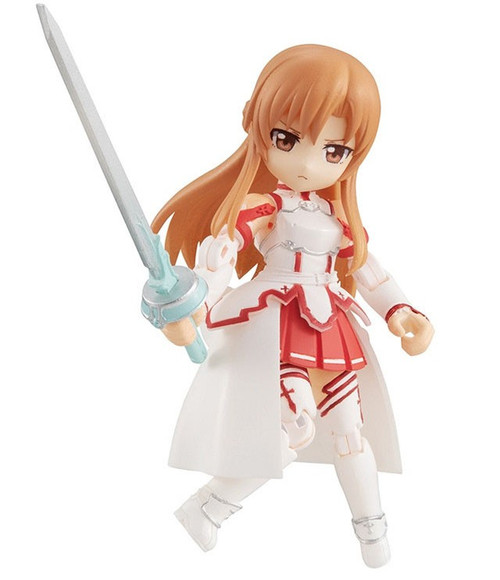 Sword Art Online Desktop Army Asuna Mini Action Figure #02
