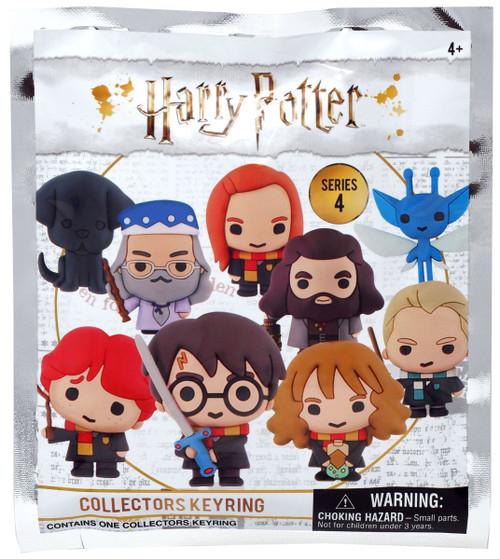 3D Figural Keyring Harry Potter Series 4 Mystery Pack [1 RANDOM Figure]
