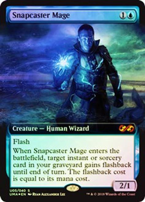 MtG Ultimate Masters Snapcaster Mage U05 [Foil Box Topper]