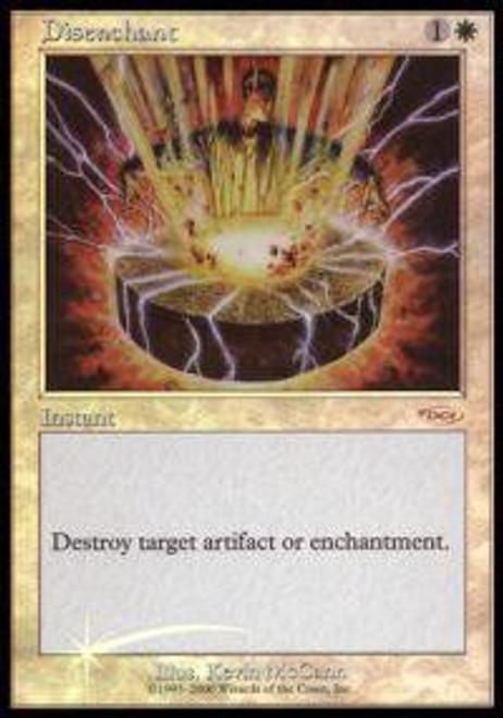 MtG Friday Night Magic Promo Disenchant [FNM 2003]