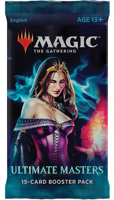 MtG Trading Card Game Ultimate Masters Booster Pack [15 Cards]