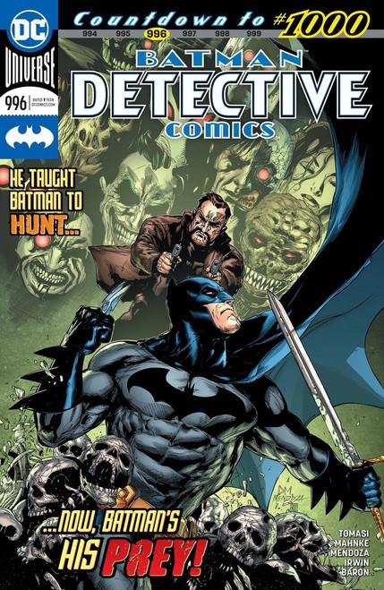 DC Detective Comics #996 Comic Book