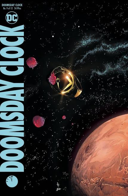 DC Doomsday Clock #9 Comic Book