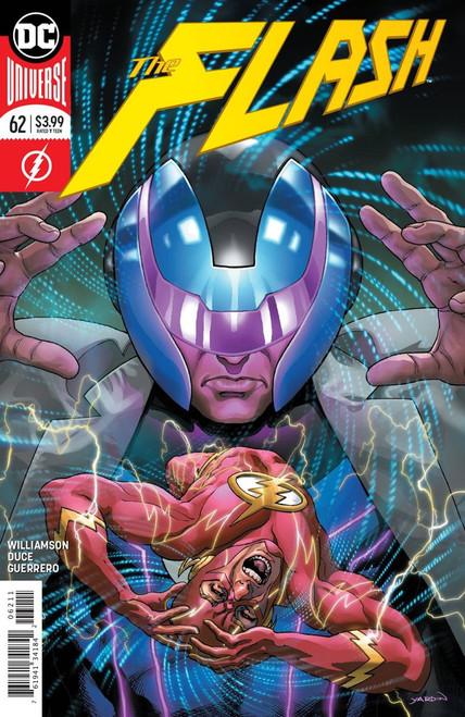 DC The Flash #62 Comic Book